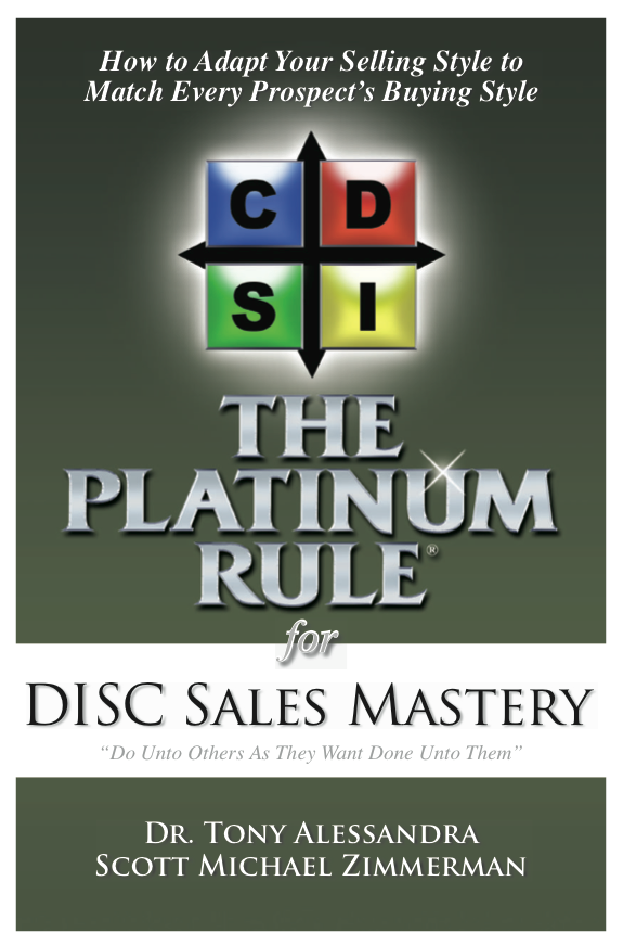 disc platinum rule assessment Complete the disc® platinum rule® assessment read the results of your completed disc® platinum rule® assessment create a 1,050-word communication style self-assessment based on the results of your disc® assessment and your own reflections.